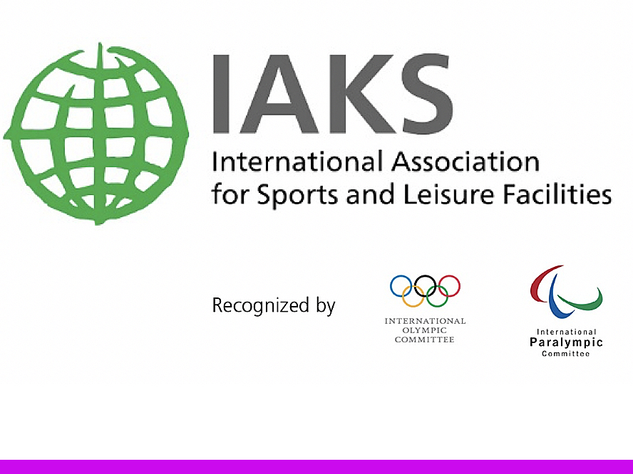IAKS – INTERNATIONAL ASSOCIATION SPORTS AND LEISURE FACILITIES