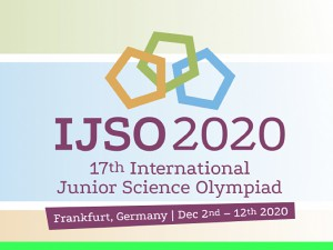 International Junior Science Olympiad  (IJSO 2020)